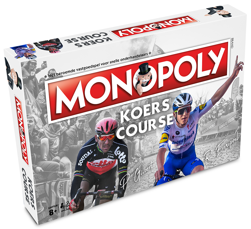 Monopoly Koers Course